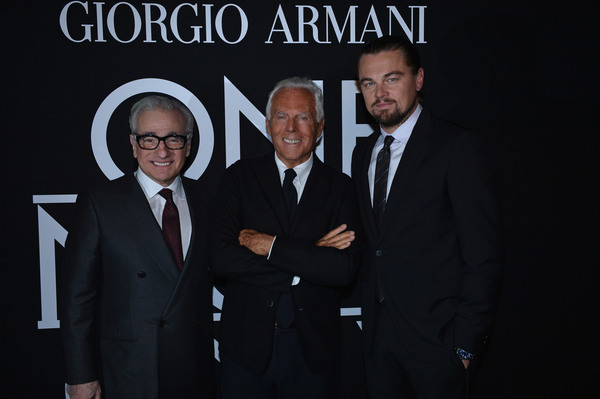 The Wolf of Wall Street - Giorgio Armani