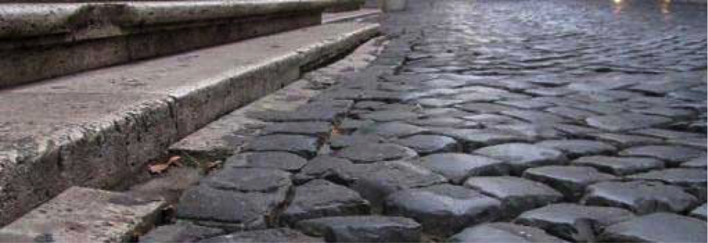 Sampietrini Roma