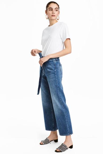 Jean ampi e larghi