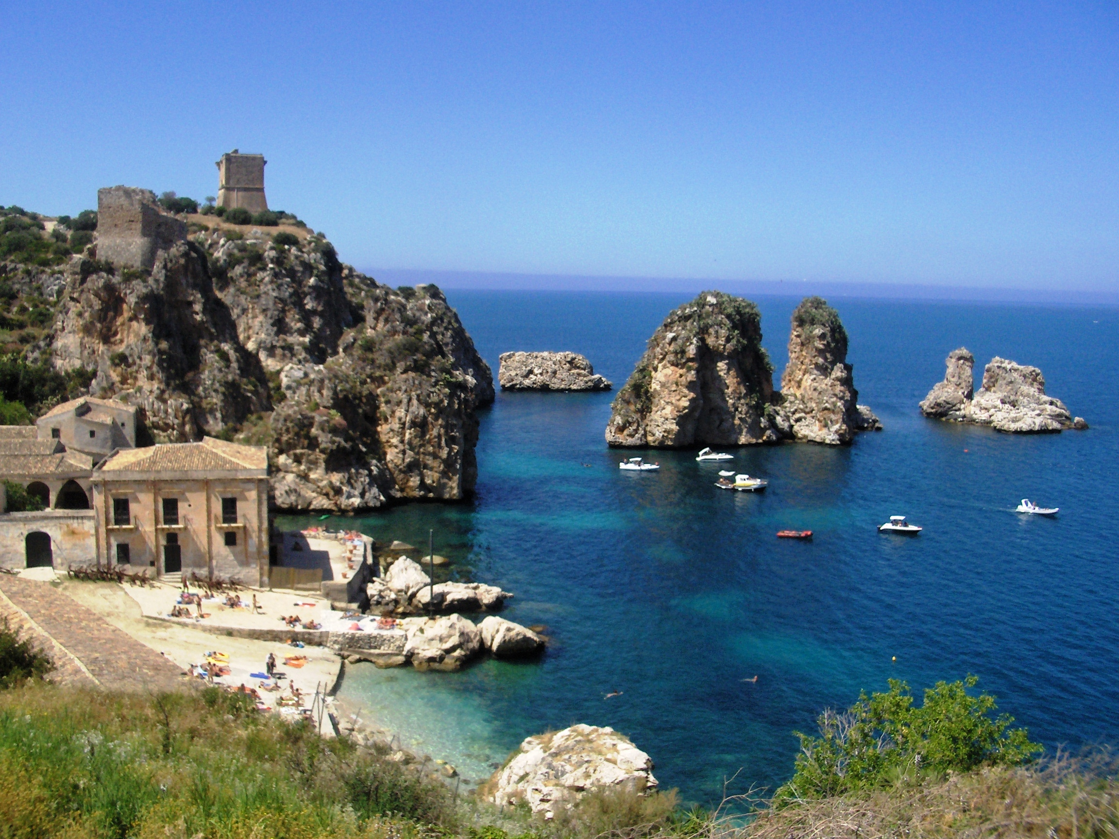 Tonnara di Scopello - Sicilia
