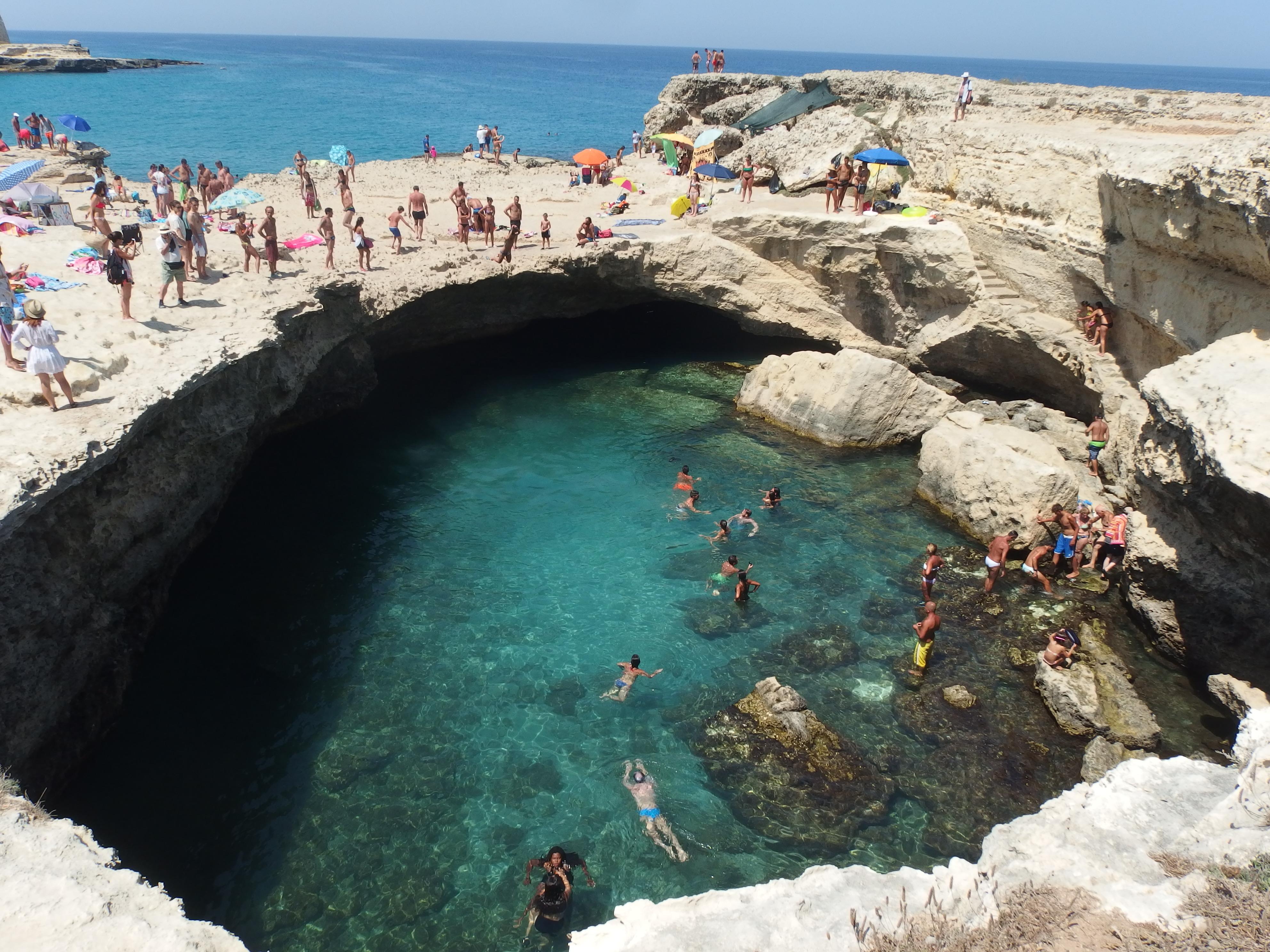 Grotta della Poesia – Puglia