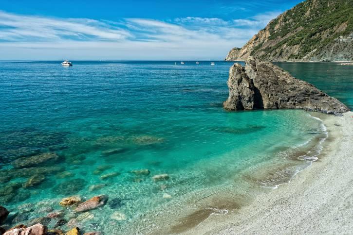 Spiaggia di Fegina – Liguria