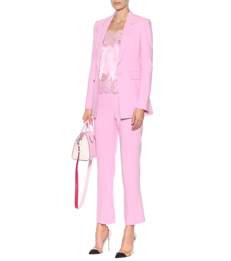 givenchy pantaloni rosa