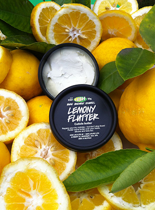 Lush – Lemony Flutter