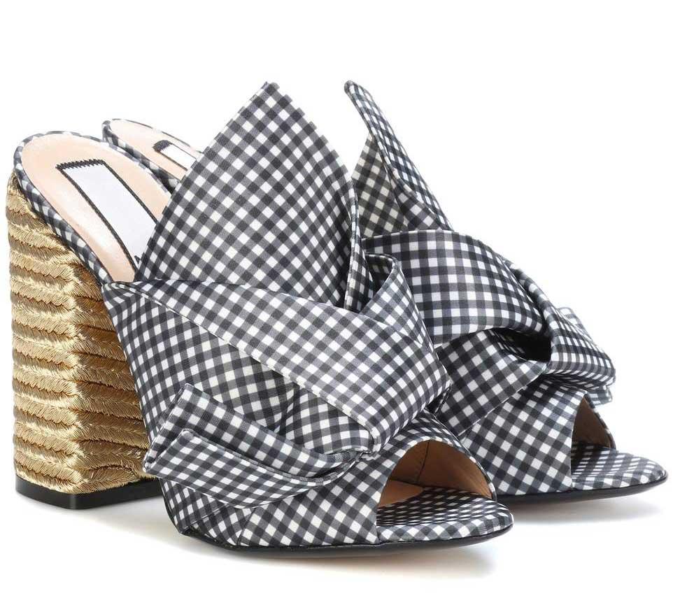 n21 sandali tacco alto
