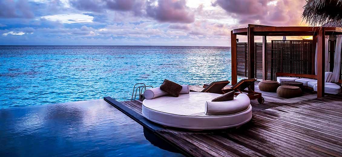 resort di lusso nel mondo