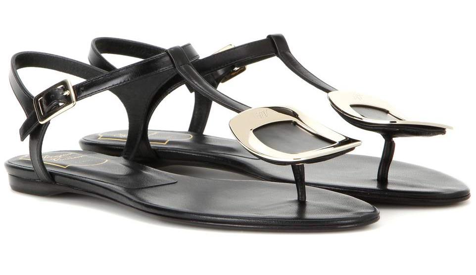 Roger Vivier sandali infradito